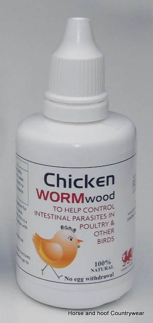 Farm & Yard Remedies Chicken Wormwood