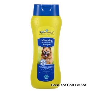 Furminator DeShedding Ultra Premium Dog Shampoo 455ml