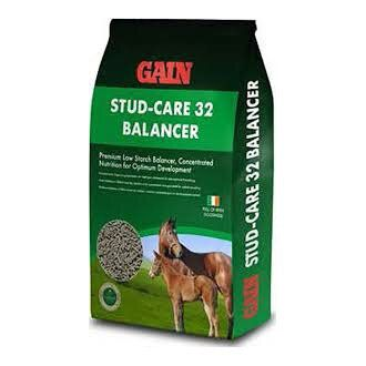 Gain Stud Care 32 Balancer Horse Feed 25kg