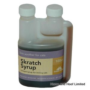 Global Herbs Skratch Syrup for Cats 100ml