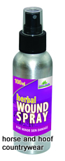 Global Herbs Wound Spray
