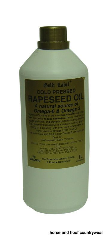 Gold Label Rapeseed Oil