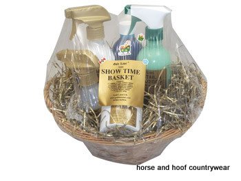 Gold Label The Show Time Gift Basket