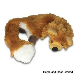 Good Boy Raggy Fox Dog Toy