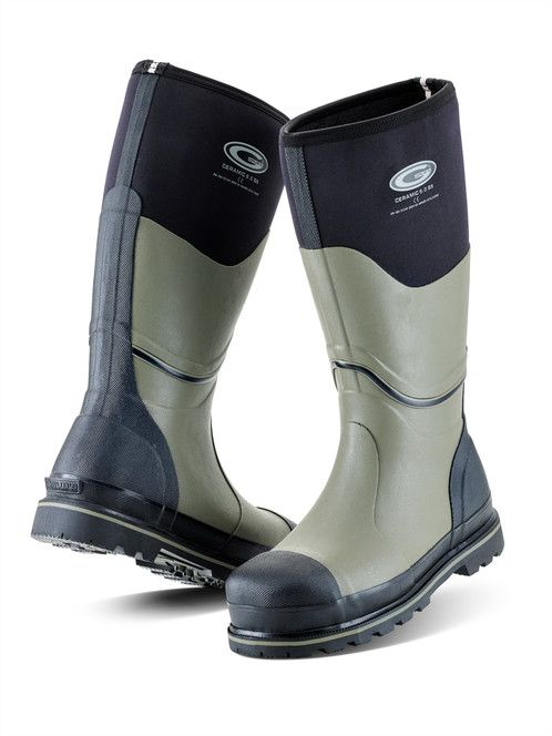 Grubs Ceramic 5.0 S5  Safety Wellington Boots