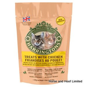 Harringtons Cat Treat with Chicken12 x 65g