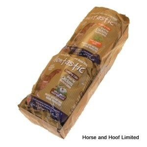 Hentastic Foraging Cake Twin Pack Poultry Treats 4 x 2 x 350g