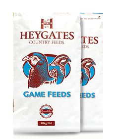 Heygates Quail & Partridge Layers Pellets 20kg