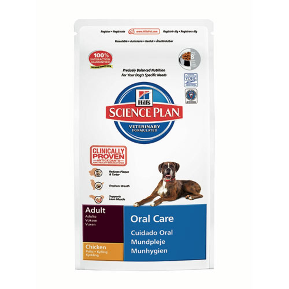 Hills Canine Oral Care 5kg