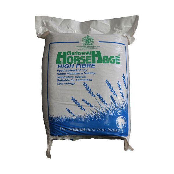HorseHage High Fibre Blue Horse Feed 23.8kg