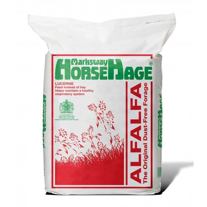 HorseHage Lucerne Red Horse Feed 23.8kg