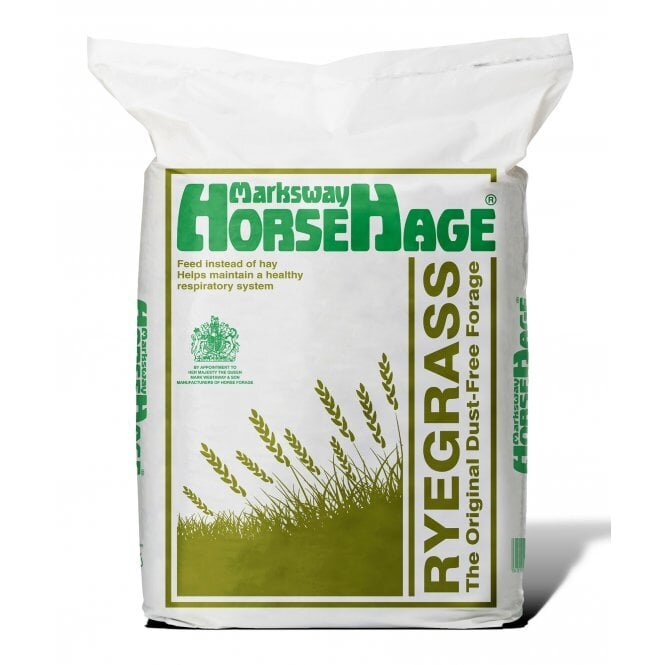 HorseHage Ryegrass Green Horse Feed 23.8kg