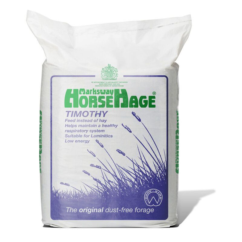 HorseHage Timothy Purple Horse Feed 23.8kg