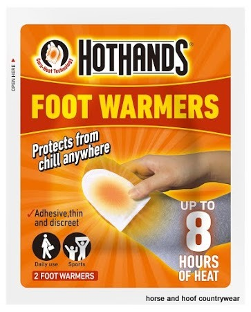 Hot Hands Foot Warmer