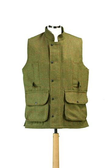 Hunter Outdoor Tweed Shooting  Gilet