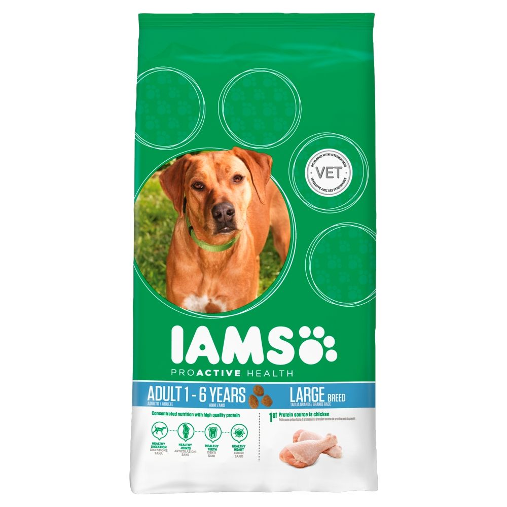 Iams Dog Large Breed 3kg