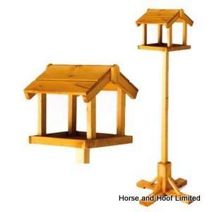 Johnston & Jeff Bird Feeding Table and Drummond For Wild Birds