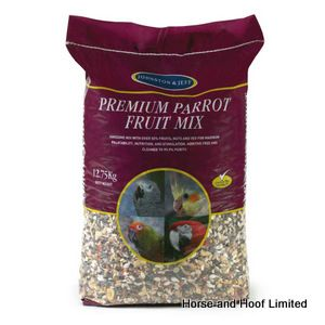 Johnston & Jeff Fruity Parakeet Bird Treat 12.5kg