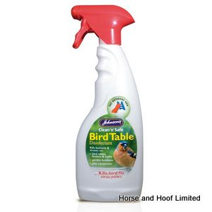 JVP Bird Table Clean 'n' Safe 6 x 500ml