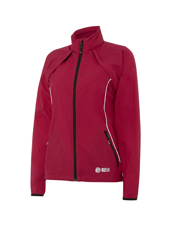 Keela Coyote MA Jacket - Raspberry / Black