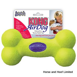 Kong Air Squeaker Bone Dog Toy - Medium
