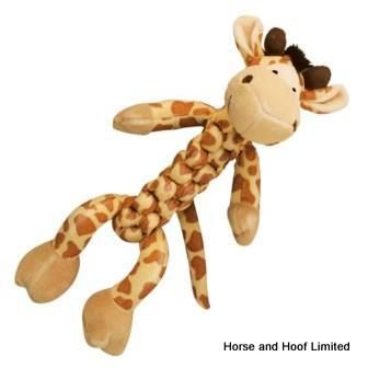 Kong Safari BraidZ Giraffe - Medium