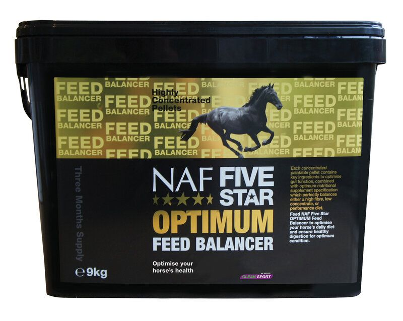 NAF Optimum Feed Balancer 9kg