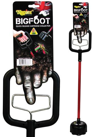 Napier Bigfoot Cartridge Collector