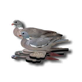 NRA Wood Pigeon Decoy
