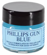 Phillips Gun Blue