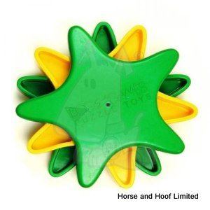 PJ Pet Products Star Spinner Dog Toy