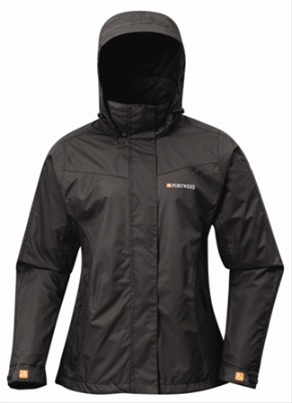Portwest Killary Waterproof Jacket - Black