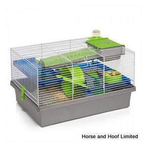 Rosewood Pico Small Animal Cage - Silver