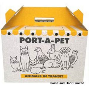 Shaws Port-a Board Carrier a For Pets 10 x 50g