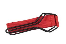Single Looped Game Carrier - Red