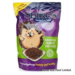 Spike's World Delicious Hedgehog Food 650g