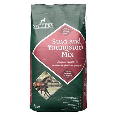 Spillers Stud & Youngstock Mix Horse Feed 20kg