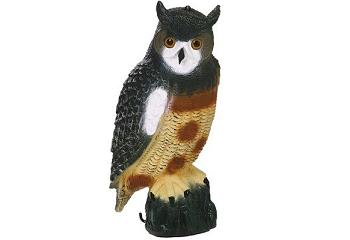 Sport Plast Great Horned Owl Decoy