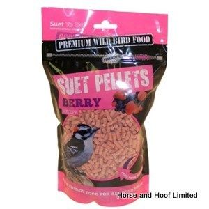 Suet Pellets Bird Food 550g