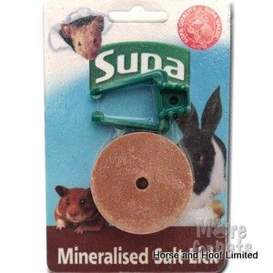 Supa Small Animal Mineralised Salt Lick