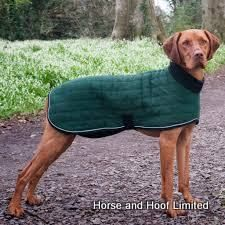 Therma-Dry Dog Coats