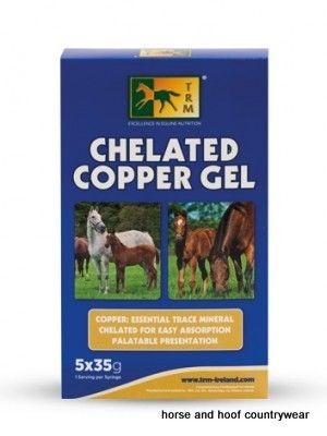 Thoroughbred Remedies Chelated Copper Gel