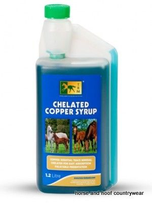Thoroughbred Remedies Chelated Copper Syrup