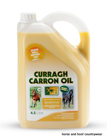 Thoroughbred Remedies Curragh Carron Oil