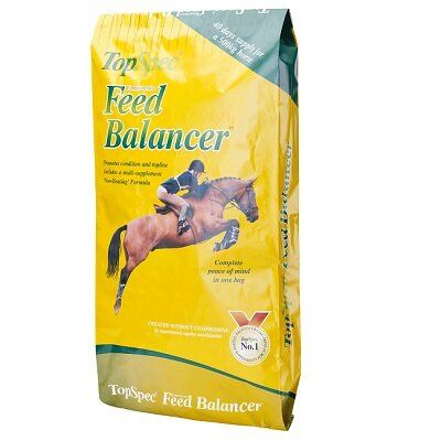 TopSpec Comprehensive Feed Balancer Horse Feed 20kg