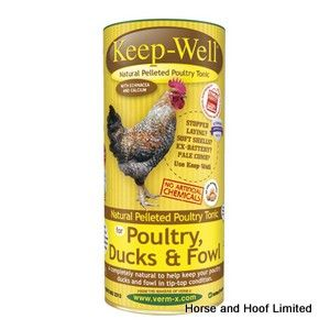 Verm X  Keep Well Poultry Parasite Control 250g