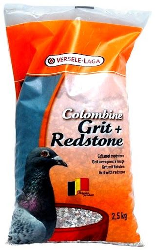 Versele Laga Colombine Grit & Redstone Pigeon Food 2.5kg
