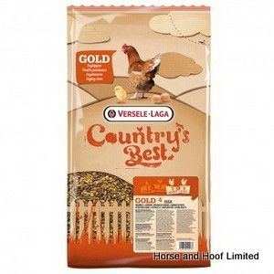 Versele Laga Country's Best Gold 4 Mix Poultry Food 20kg