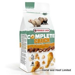 Versele Laga Crock Complete Chicken Snacks For Small Animals 9 x 50g