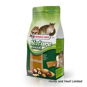 Versele Laga Nature Snack Nutties Feed For Small Animals 9 x 85g